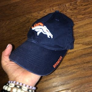Denver Broncos football baseball hat